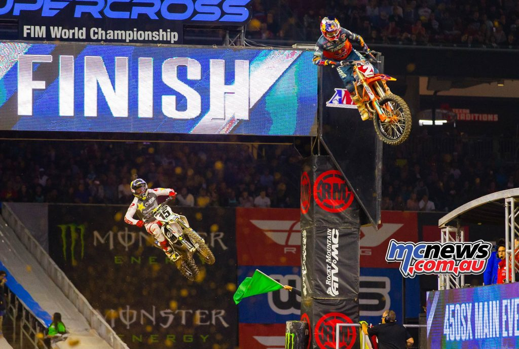 AMA SX Rnd Webb Wilson Multiple JK SX Houston