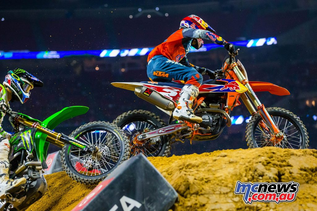 AMA SX Rnd Webb JK SX Houston
