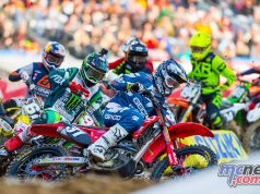 AMA SX Rnd Denver RJ Hampshire Starts JK SX Denver Cover