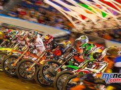 AMA Supercross Rnd Starts JK SX Nashville Report