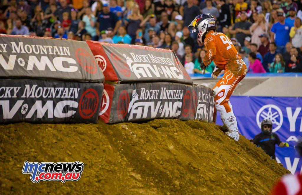 AMA Supercross Rnd Roczen JK SX Nashville