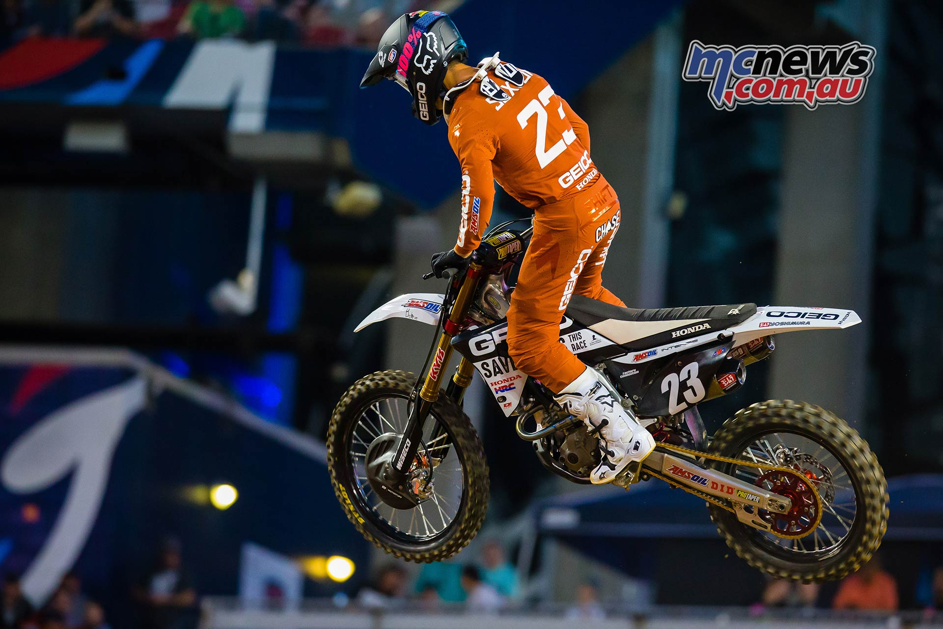 AMA Supercross Rnd Sexton JK SX Nashville