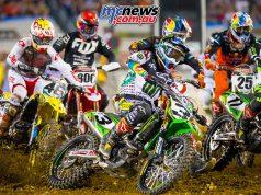 AMA Supercross Rnd Tomac Starts JK SX Nashville Cover