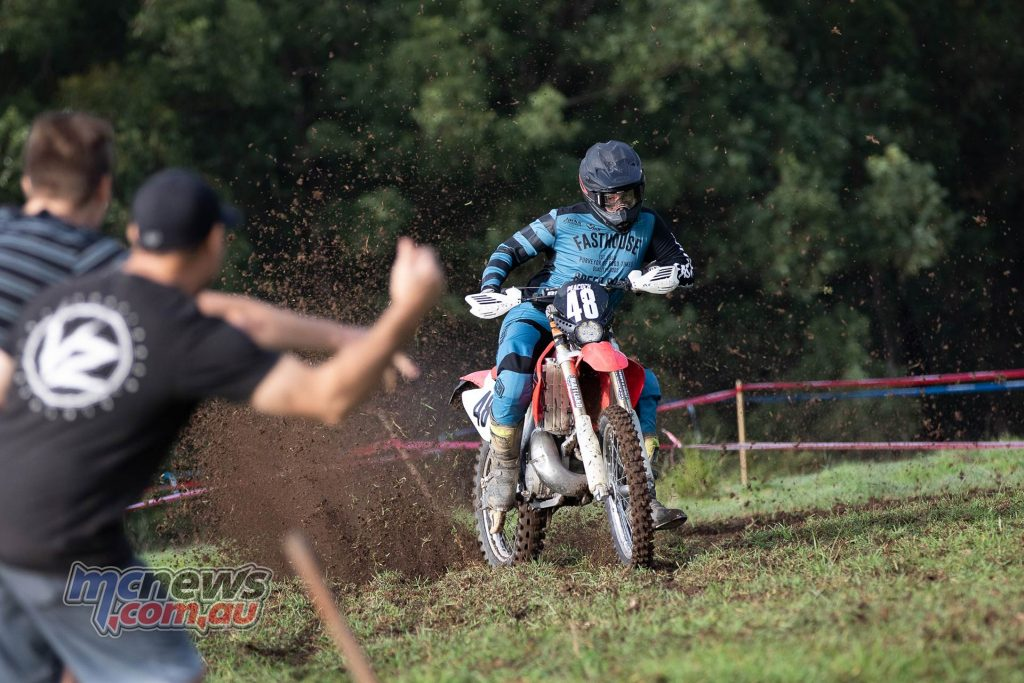 AORC Dungog Jacob Peacock
