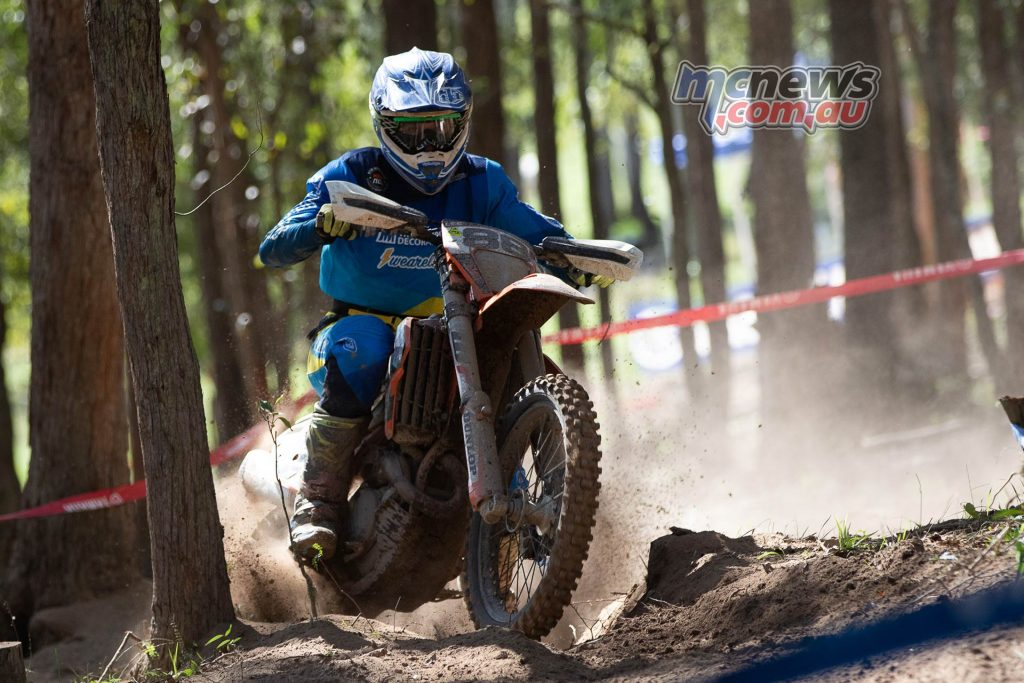AORC Dungog Lee Stephens