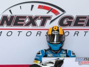 ASBK Round The Bend SA Ted Collins Next Gen NextGen TBG Cover