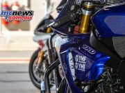 ASBK Round The Bend SA Yamaha R TBG Cover