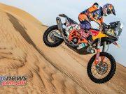 Abu Dhabi Desert Challenge Sam Sunderland