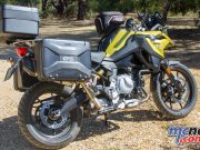 BMW F GS Review