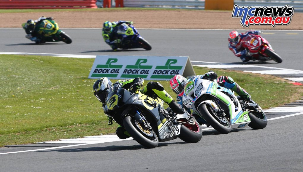 BSB Rnd Billy McConnell leads the pack ImageDaveYeomans Cover