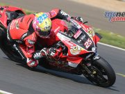 BSB Rnd Josh Brookes on track ImageDaveYeomans Cover