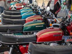 Broadford Bike BonanzaSiBBB RbMotoLens Honda CB Cover