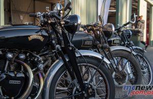 Broadford Bike BonanzaSiBBB RbMotoLens Vincent HRD Cover