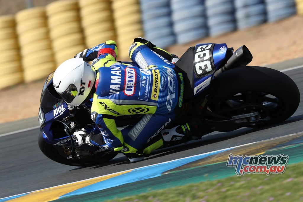 FIM EWC LeMans Hour VRD Igol Pierret Experience Yamaha