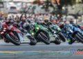 FIM EWC LeMans Hour Honda SRC Kawasaki SERT