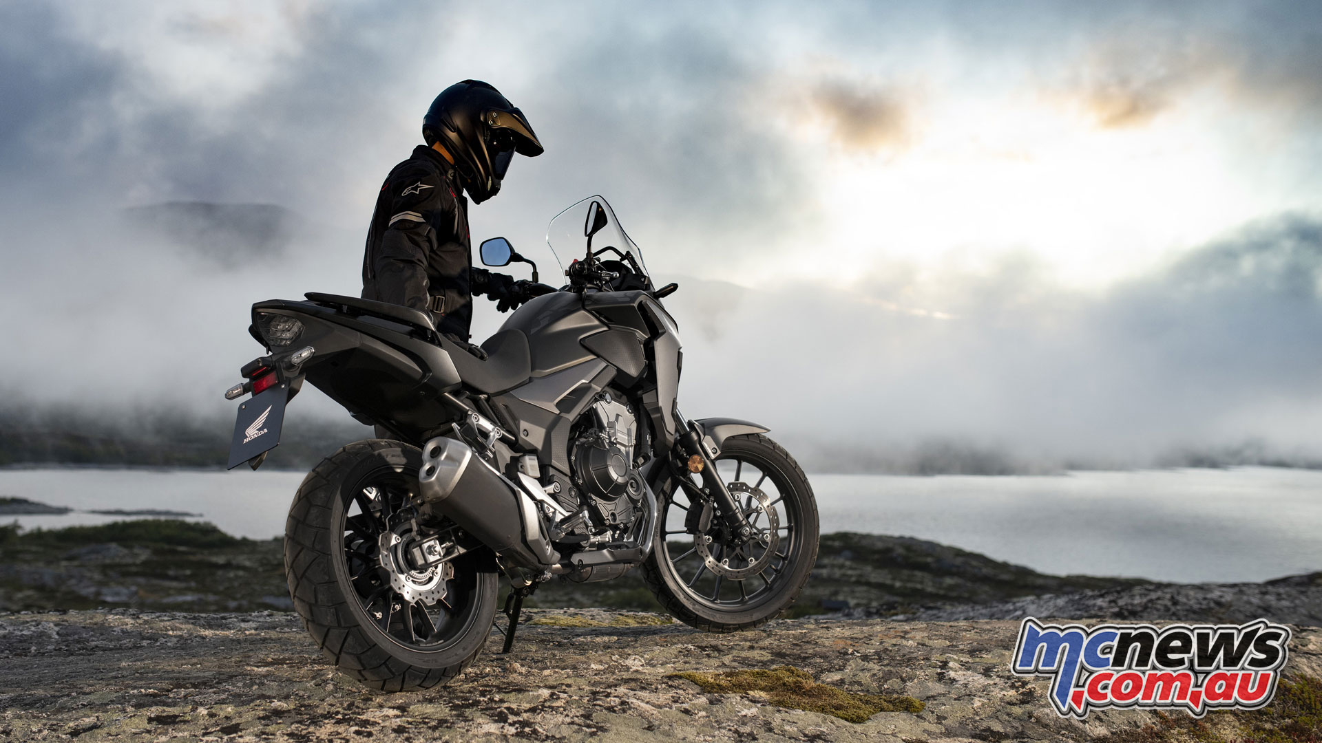 2019 Honda CB500X More Adventurous With 19-inch Front