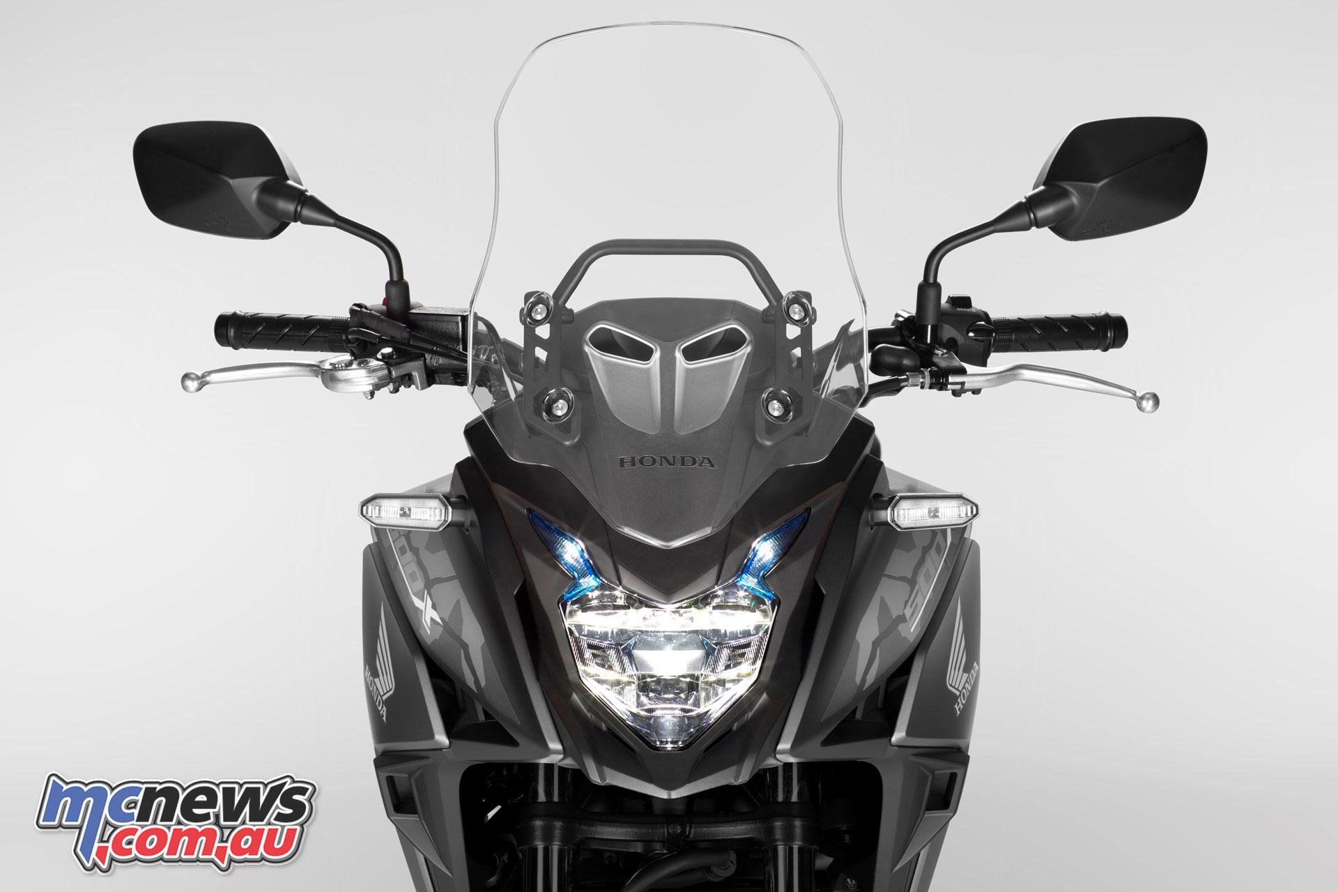 Honda CBX LAMS