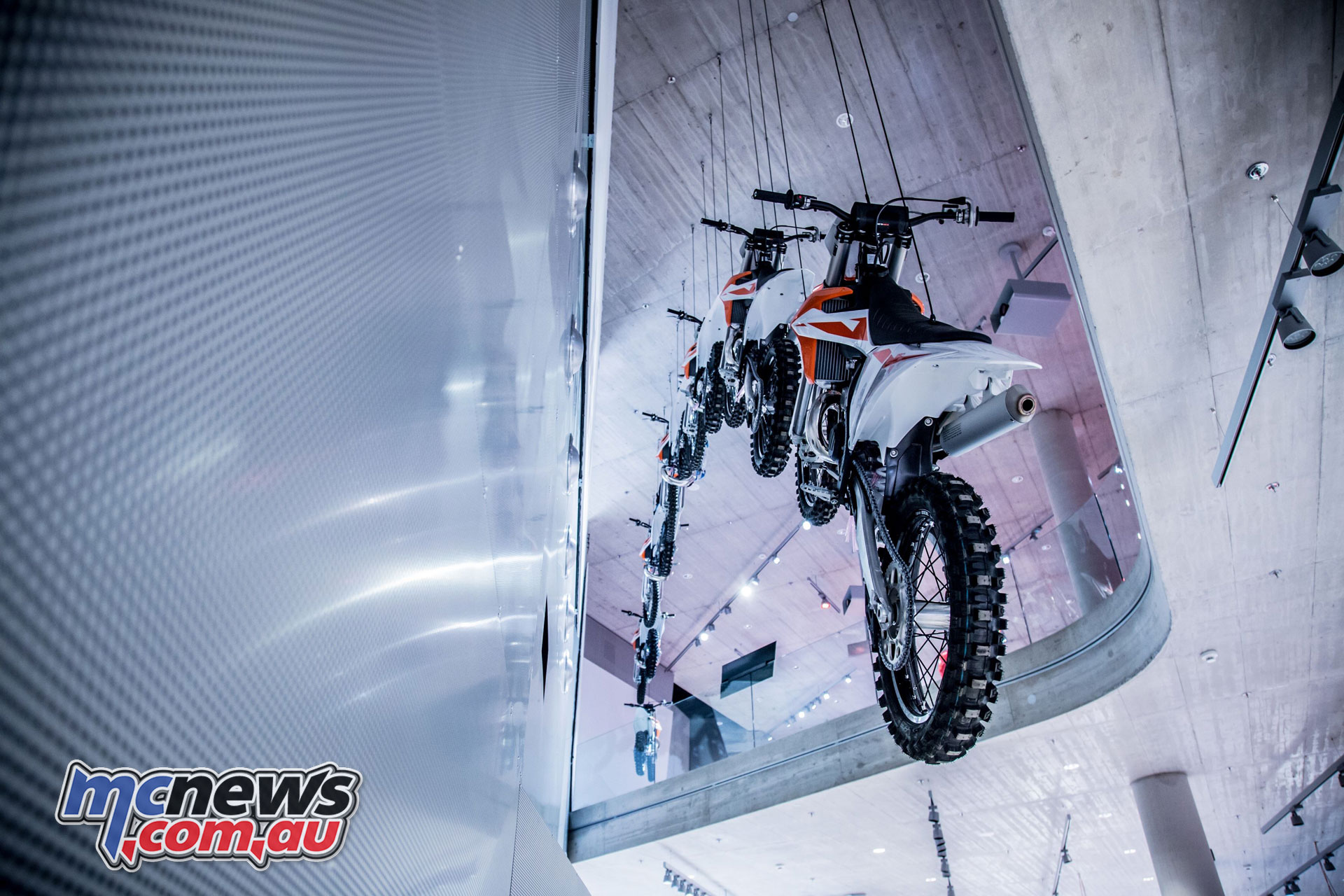 KTM Motohall Bike Jump cAnnaLarissa