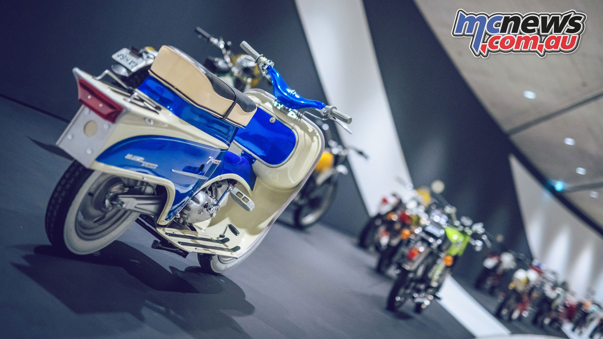KTM Motohall Historic Models