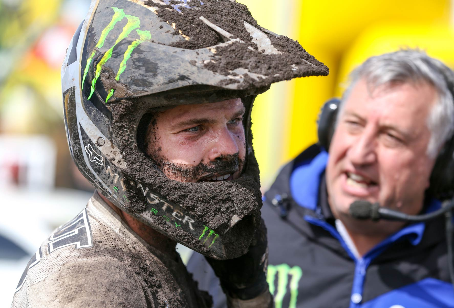 MX Nationals Rnd Wonthaggi MX Luke Clout Craig Dack