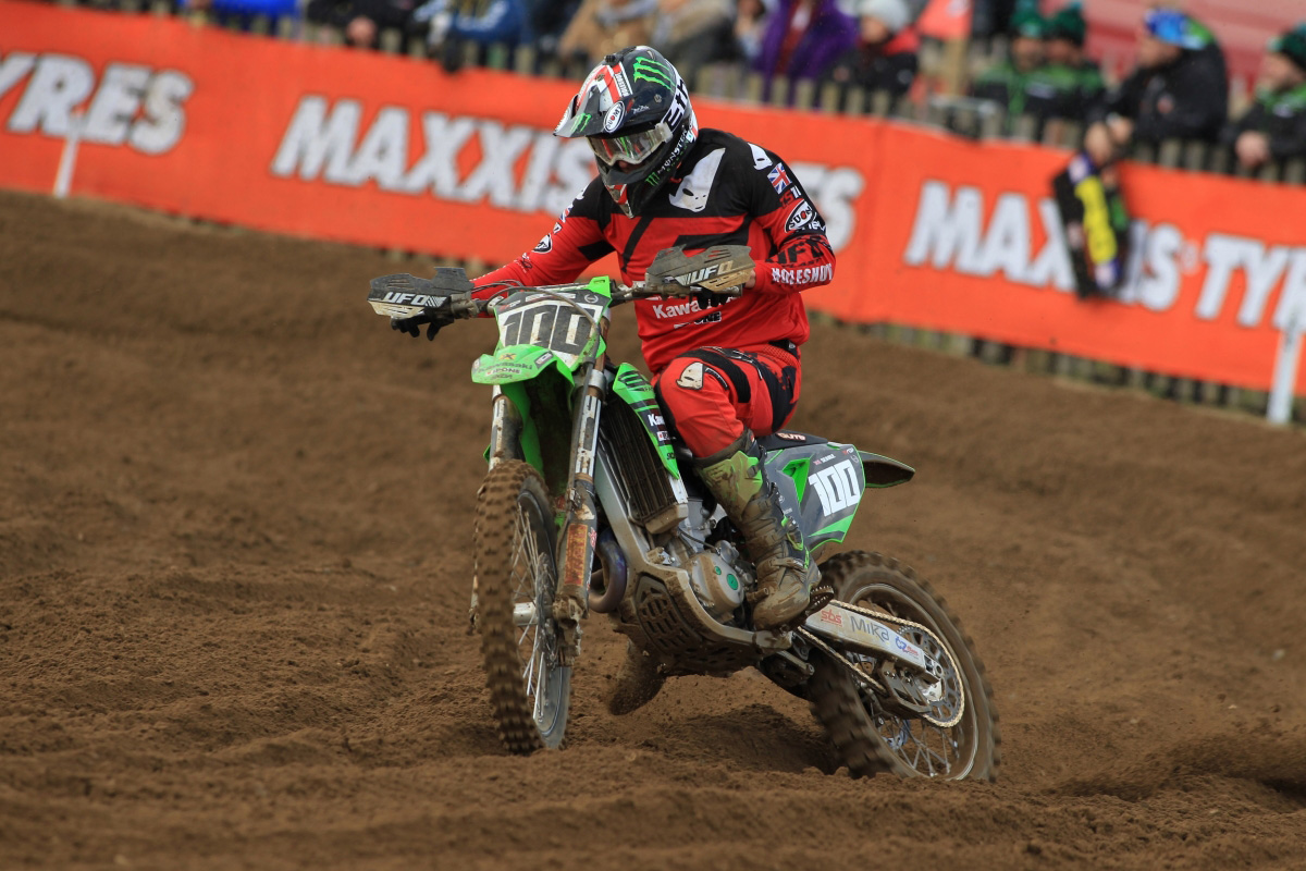 Maxxis British Motocross Championship Rnd Norfolt Tommy Searle