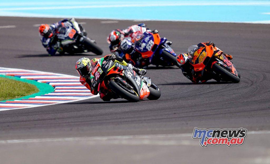 MotoGP Rnd Argentina Aleix Espargaro