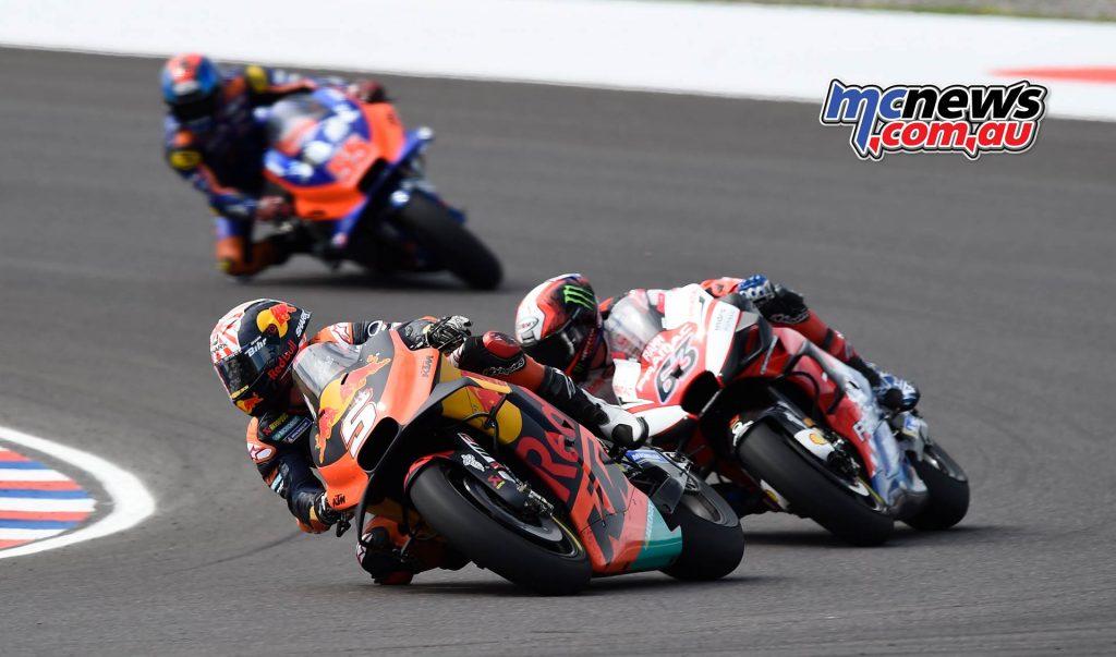 MotoGP Rnd Argentina Johann Zarco
