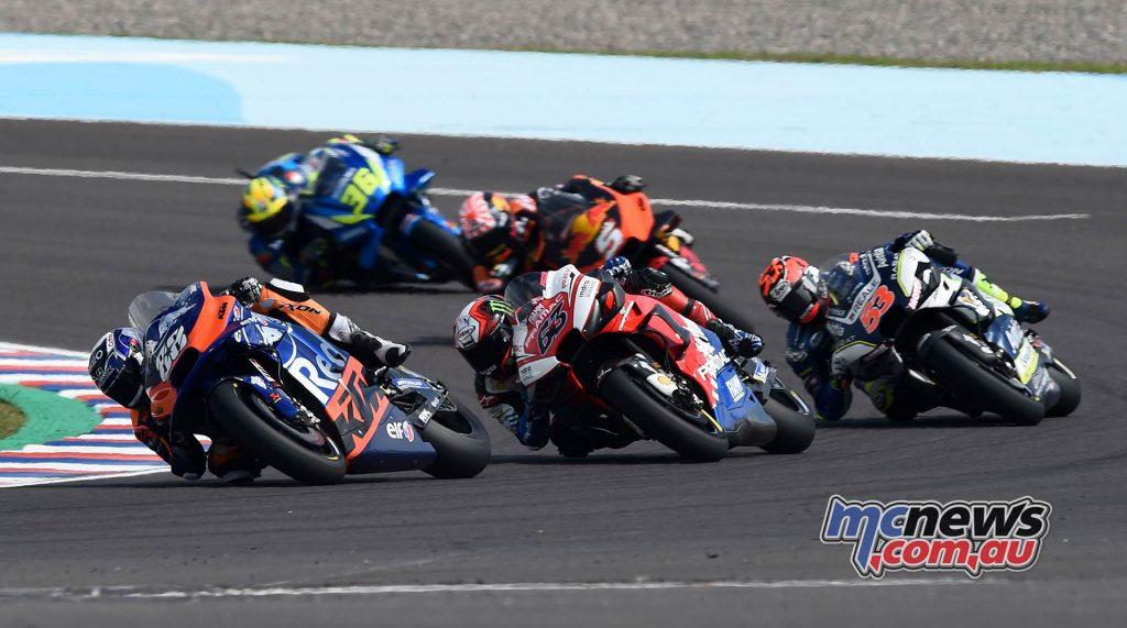 MotoGP Rnd Argentina Miguel Oliveira