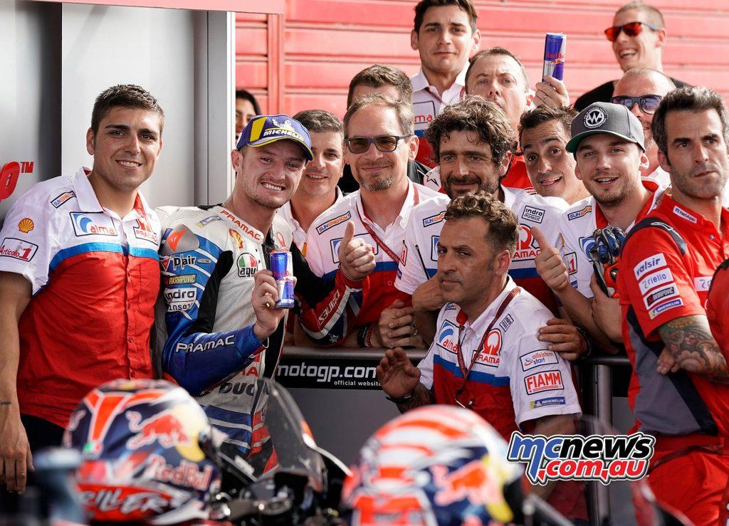 MotoGP Rnd Argentina Miller Team