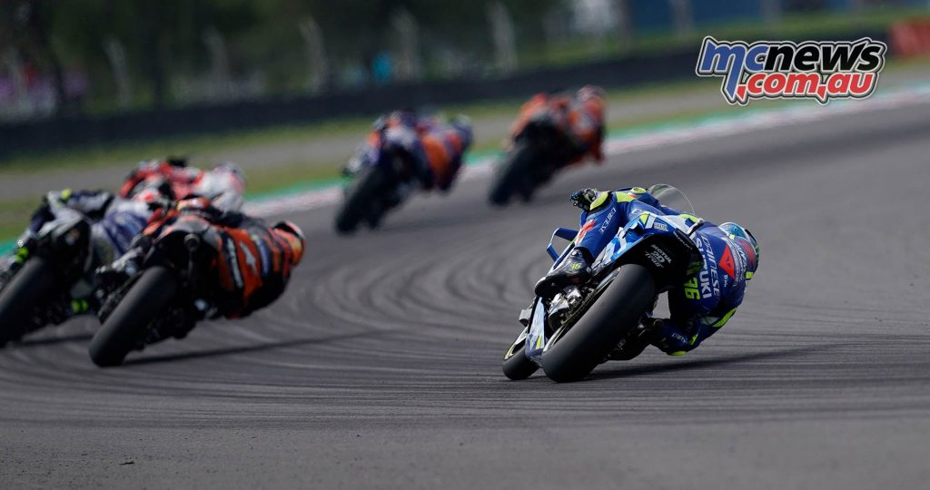 MotoGP Rnd Argentina Mir