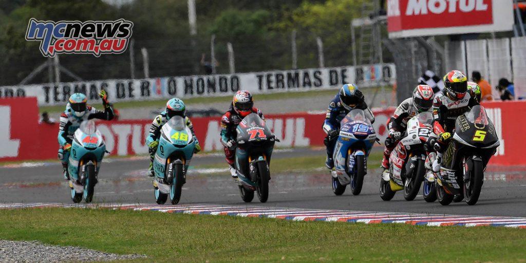 MotoGP Rnd Argentina Moto Jaume Masia