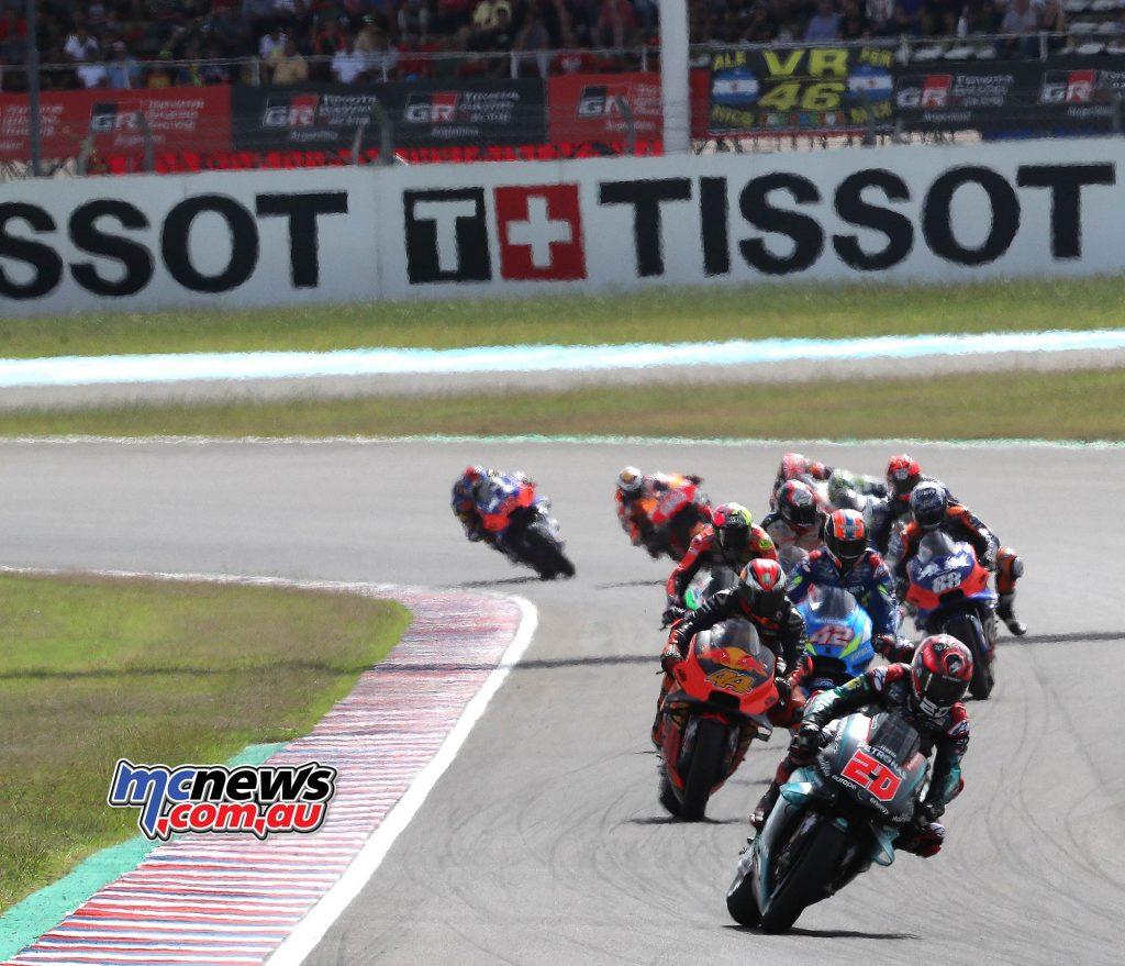 MotoGP Rnd Argentina Quartararo