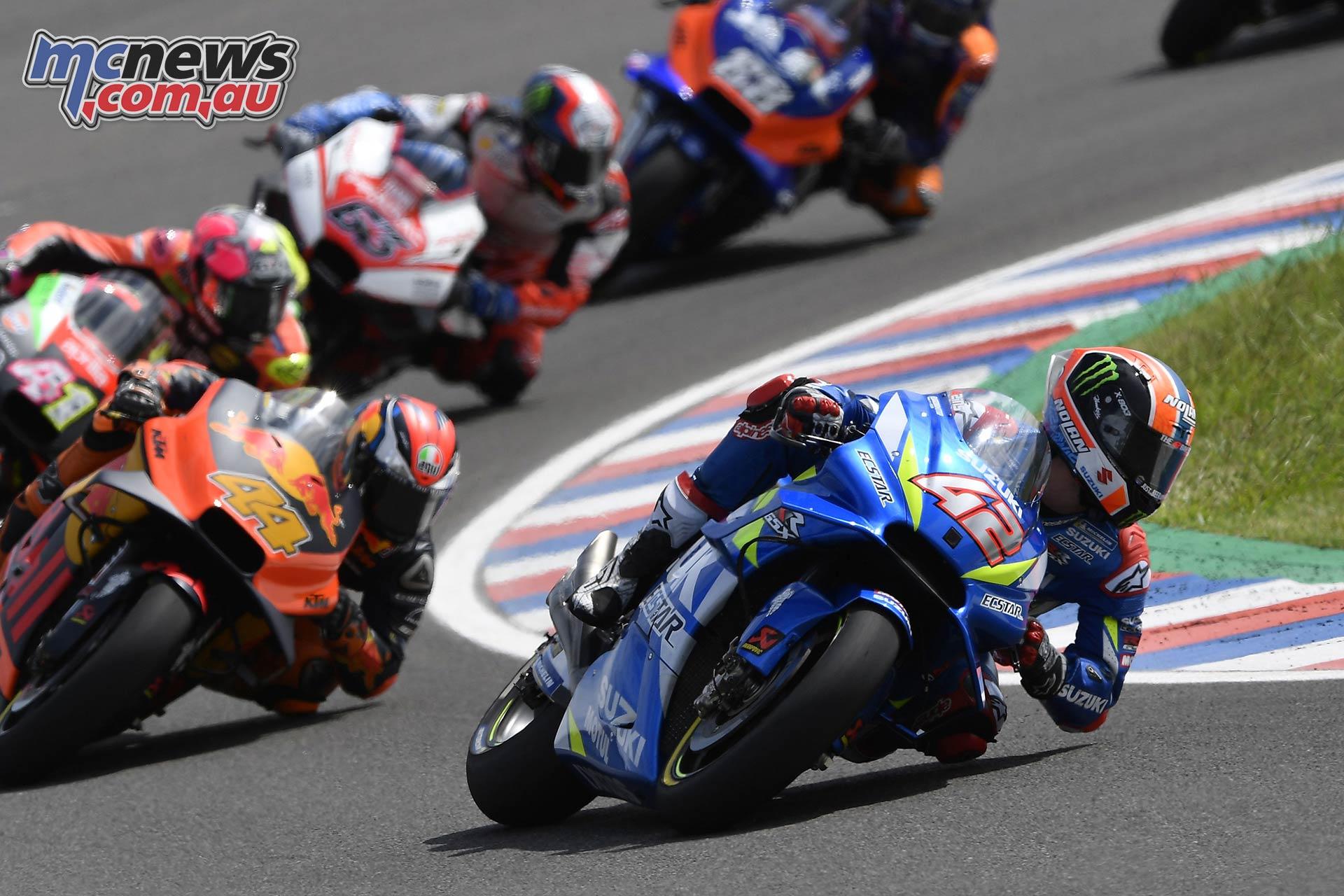 MotoGP Rnd Argentina Rins