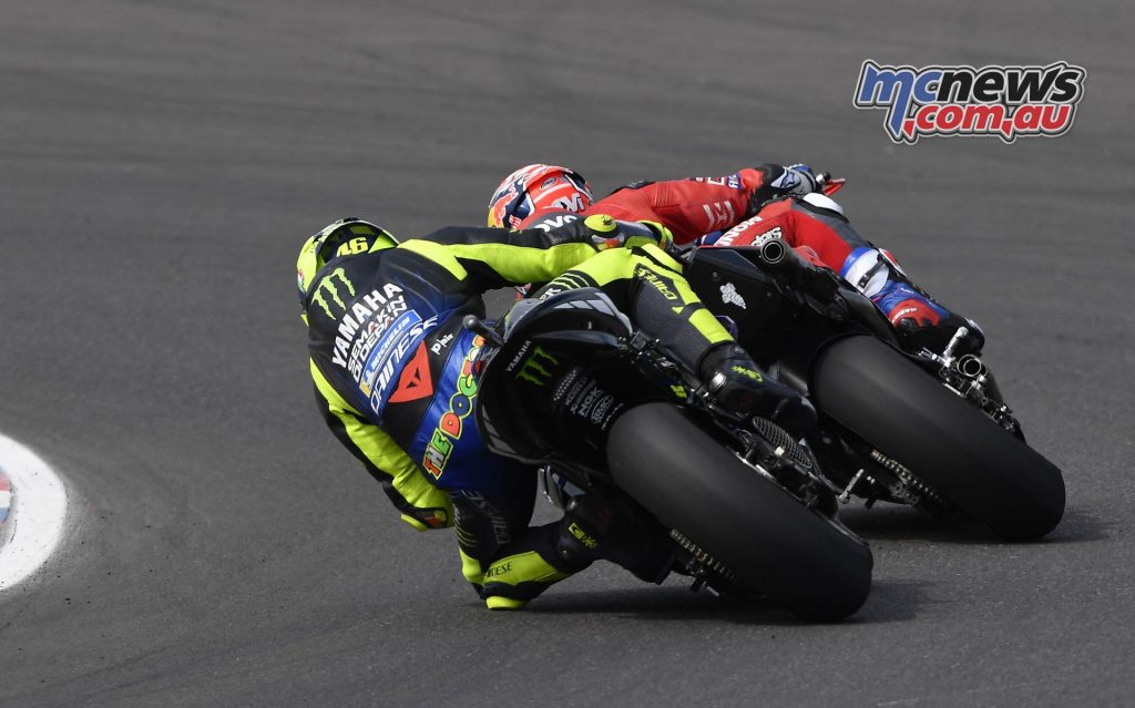 MotoGP Rnd Argentina Rossi Dovizioso