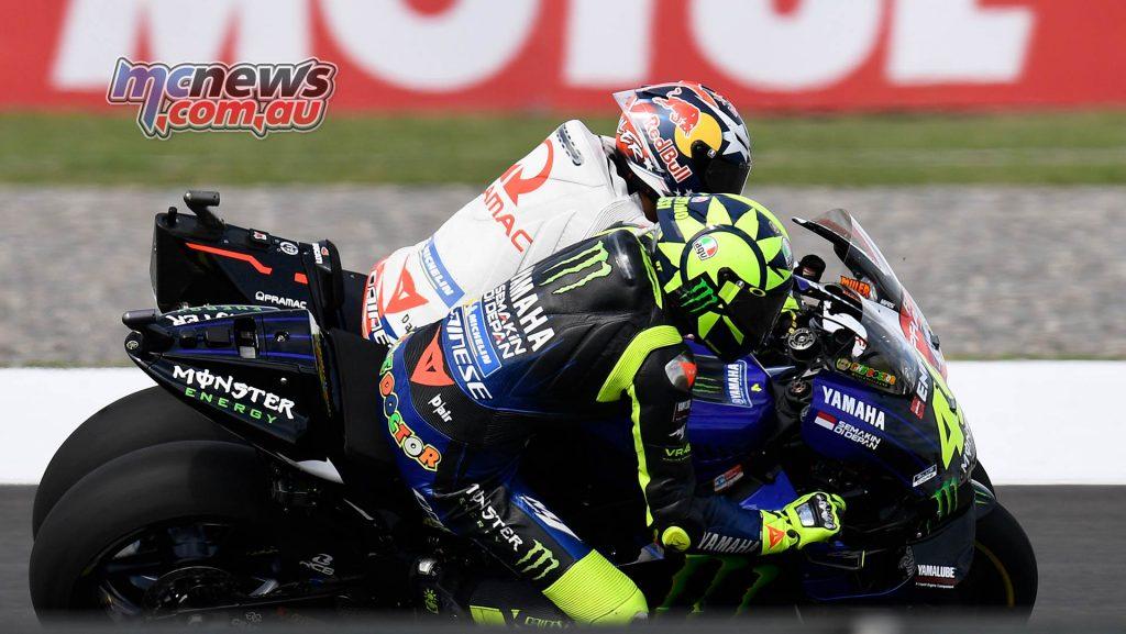 MotoGP Rnd Argentina Rossi Miller