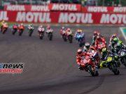 MotoGP Rnd Argentina Start
