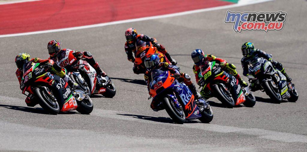 MotoGP Rnd COTA Aleix Espargaro