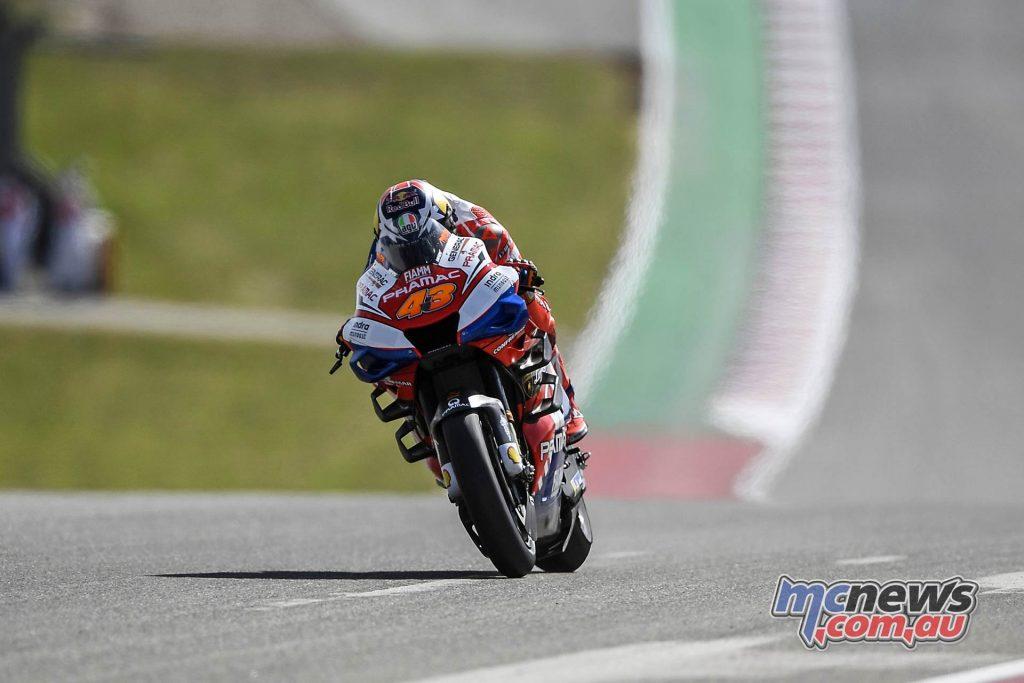 MotoGP Rnd COTA Friday Jack Miller