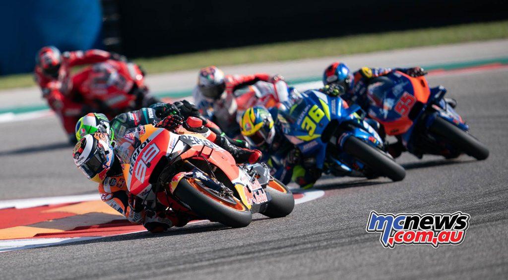 MotoGP Rnd COTA Friday Lorenzo