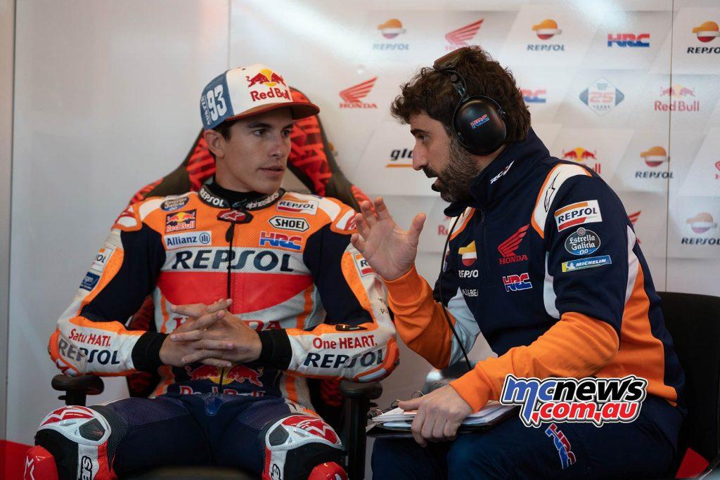 MotoGP Rnd COTA Friday Marquez