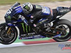 MotoGP Rnd COTA Friday Maverick Vinales