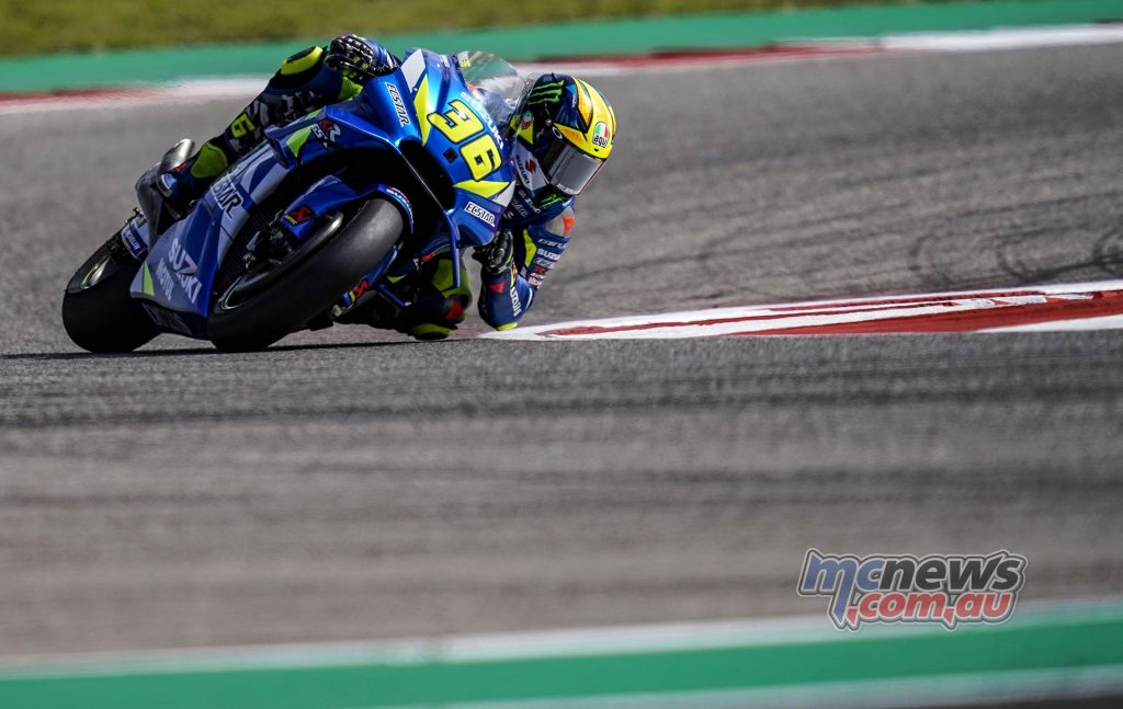 MotoGP Rnd COTA Friday Mir