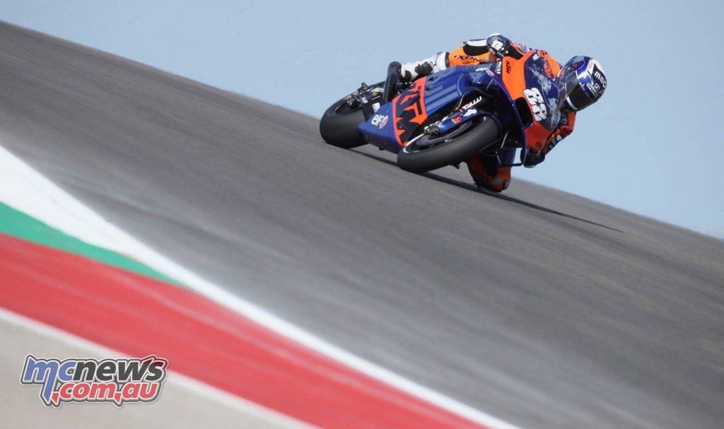 MotoGP Rnd COTA Friday Oliveira