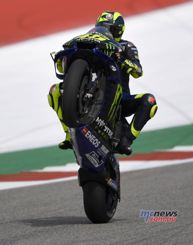MotoGP Rnd COTA Friday Valentino Rossi