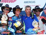 MotoGP Rnd COTA GPpod GP AN