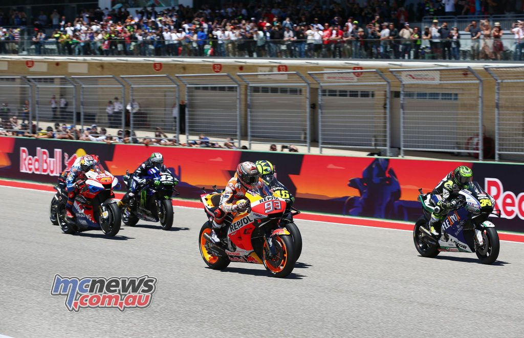 MotoGP Rnd COTA GPstart GP AN