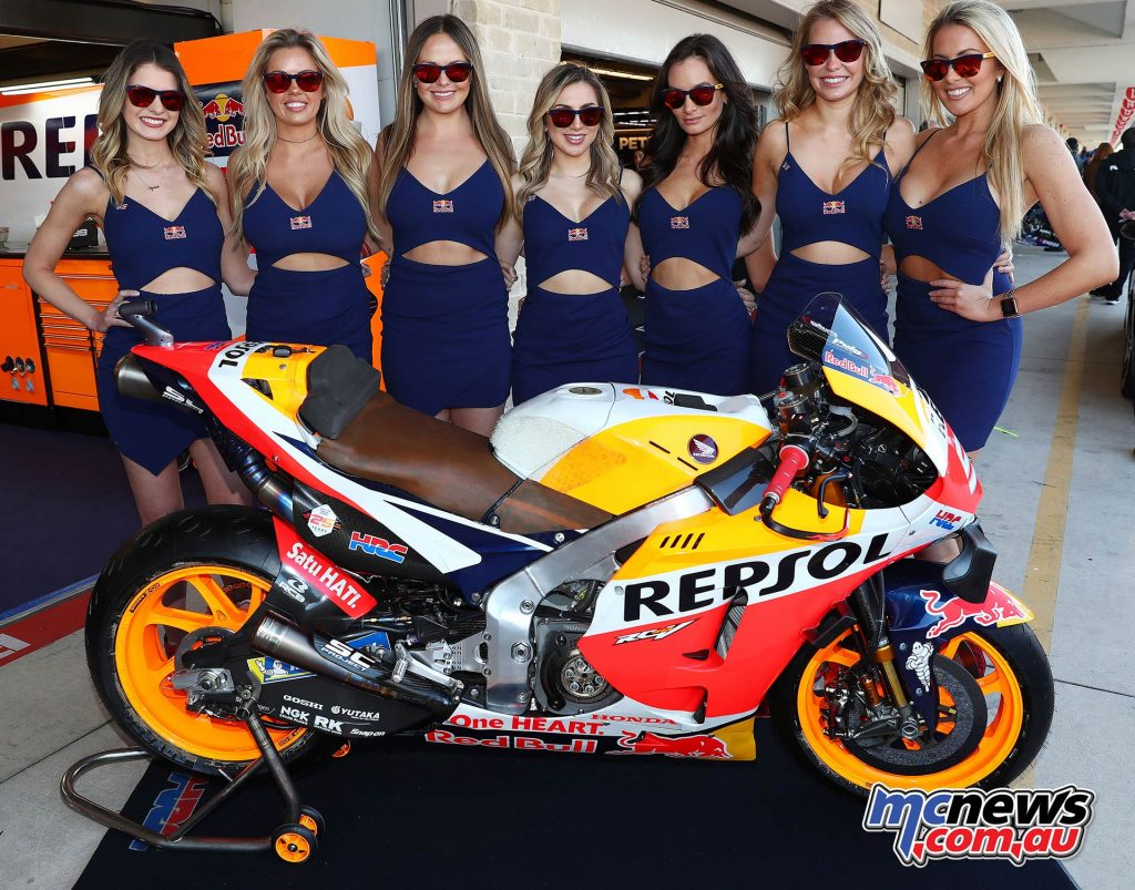 MotoGP Rnd COTA Girls GP AN