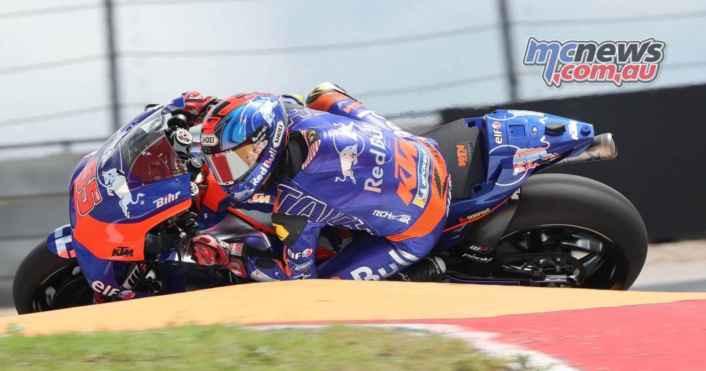 MotoGP Rnd COTA Hafizh Syahrin