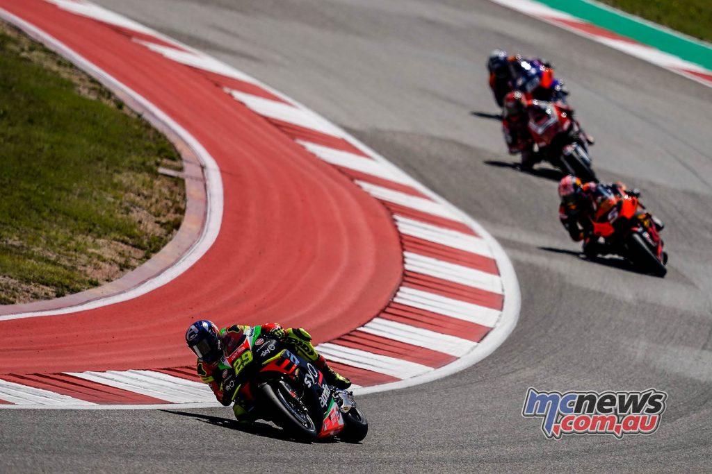 MotoGP Rnd COTA Iannone