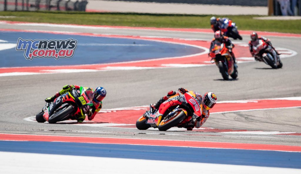 MotoGP Rnd COTA Lorenzo